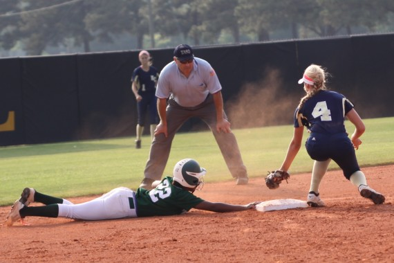 Kayla Sliding vs KC